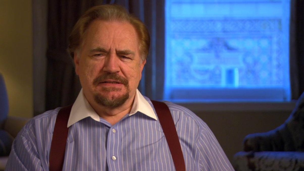 The Campaign: Brian Cox On His Character
