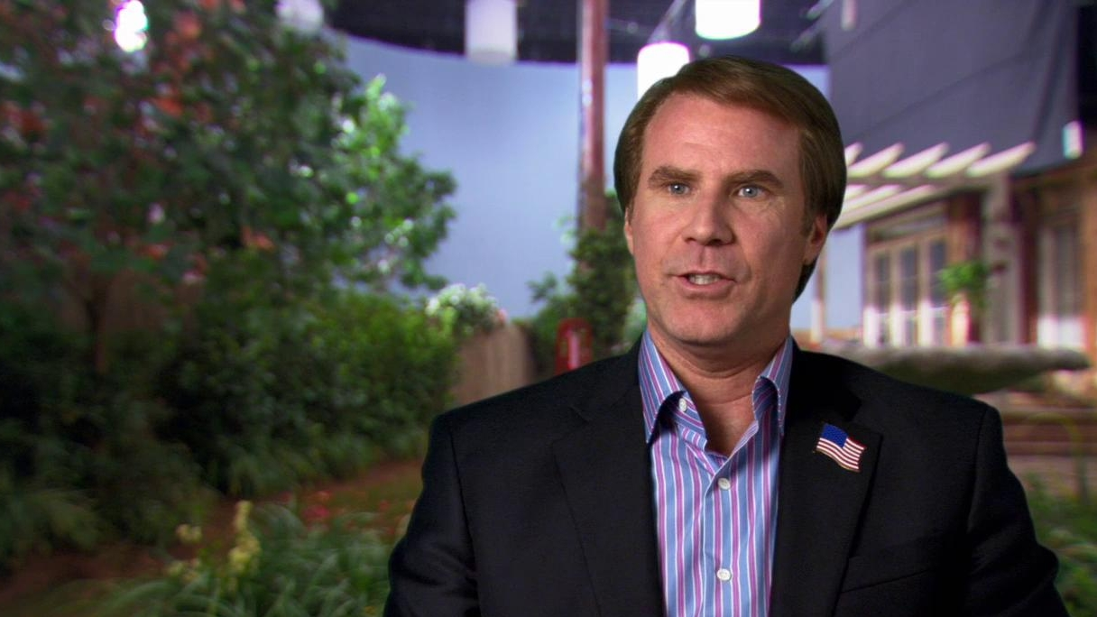 The Campaign: Will Ferrell On The Genesis Of The Film