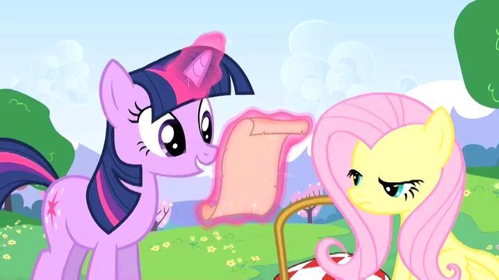 My Little Pony: Frienship Is Magic: Clip 1