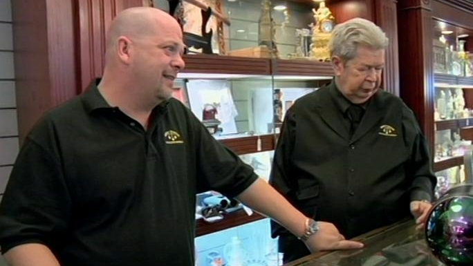 Pawn Stars: Missile Attack