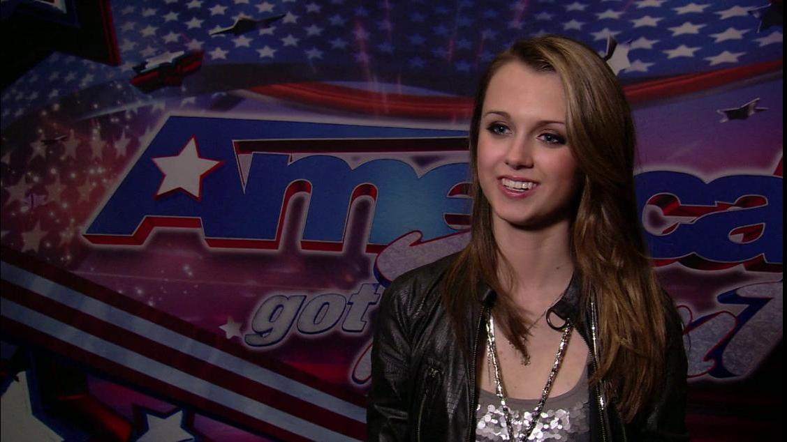 America's Got Talent: Interview Excerpts Bria Kelly, Semi Finalist
