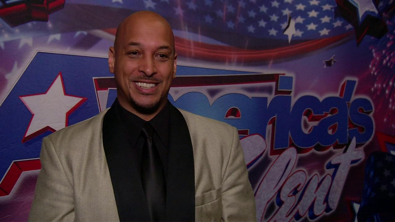 America's Got Talent: Interview Excerpts Magic Of Puck Semi Finalist