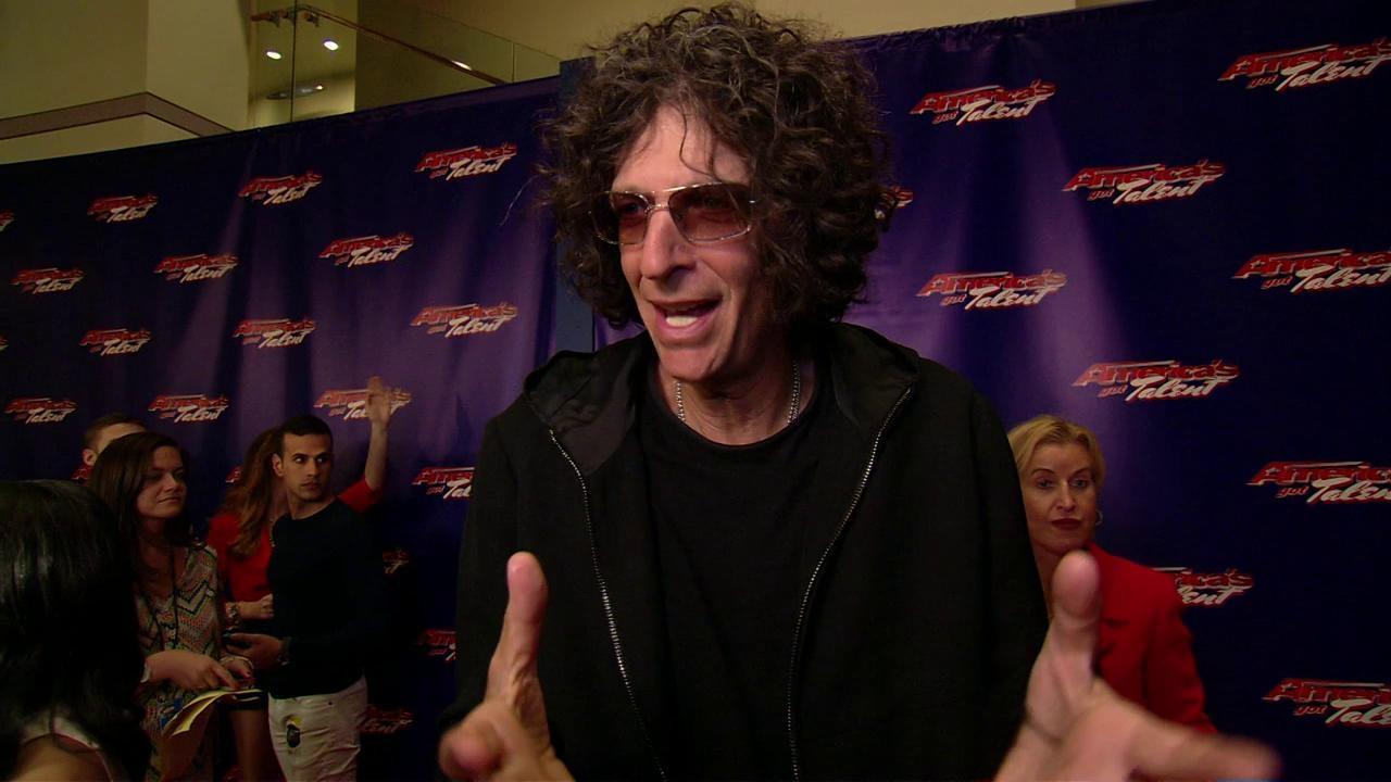 America's Got Talent: Interview Excerpts Howard Stern Judge