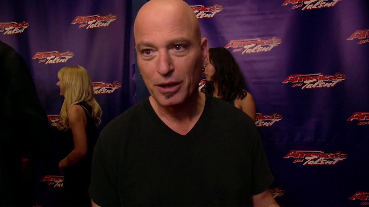 America's Got Talent: Interview Excerpts Howie Mandel Judge