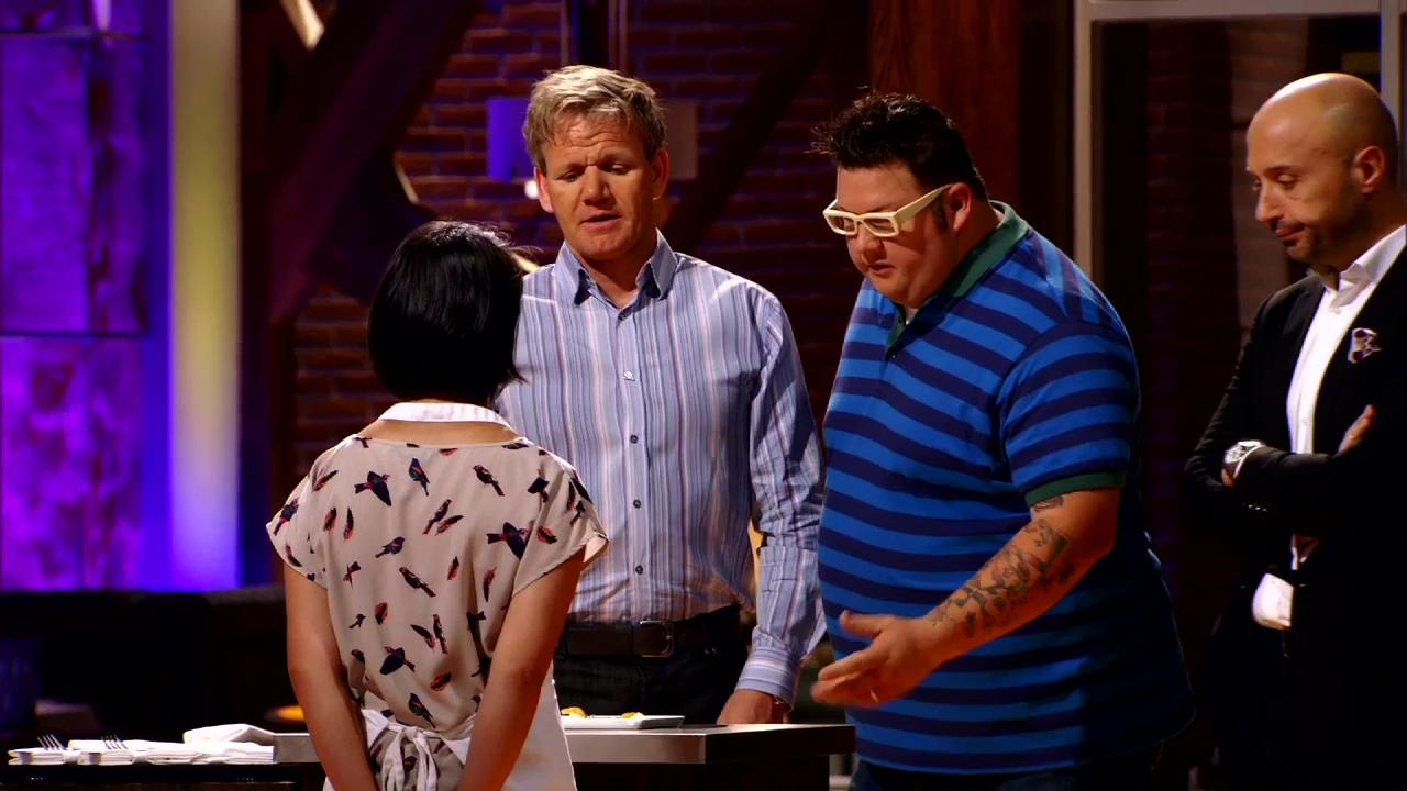 Masterchef: Lost For Words
