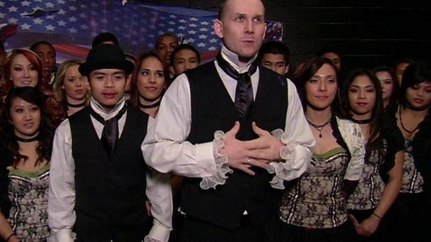 America's Got Talent: Interview Excerpts Academy Of Villians Semi Finalist