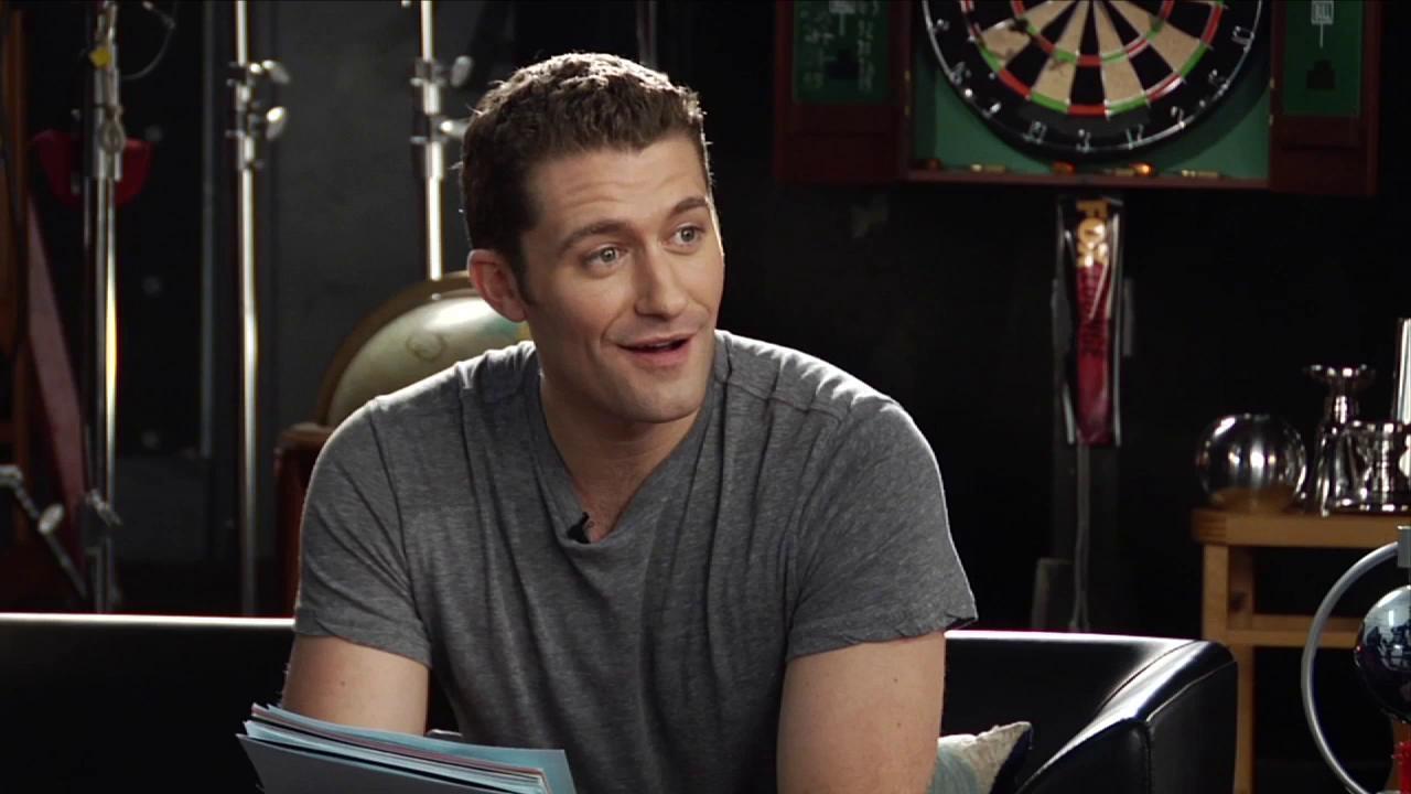 Glee: Matthew Morrison Makes Jany Lynch Howl