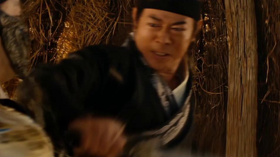 The Flying Swords of Dragon Gate: Blood Splash In Eye Battle (US)