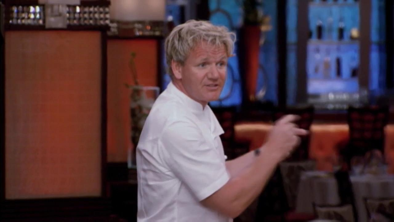 Hell's Kitchen: Leadership Tested