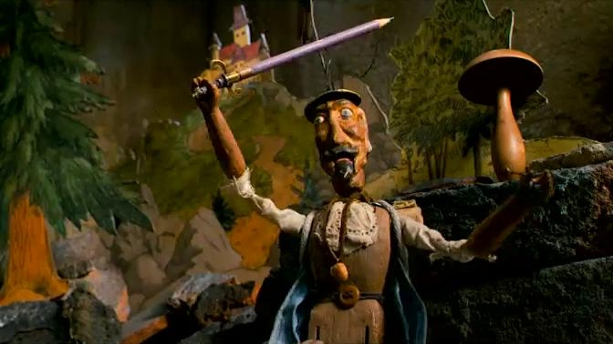 Toys In The Attic: Lost In The Mountains