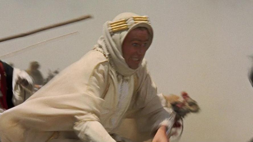 Lawrence Of Arabia (Alternate Trailer)