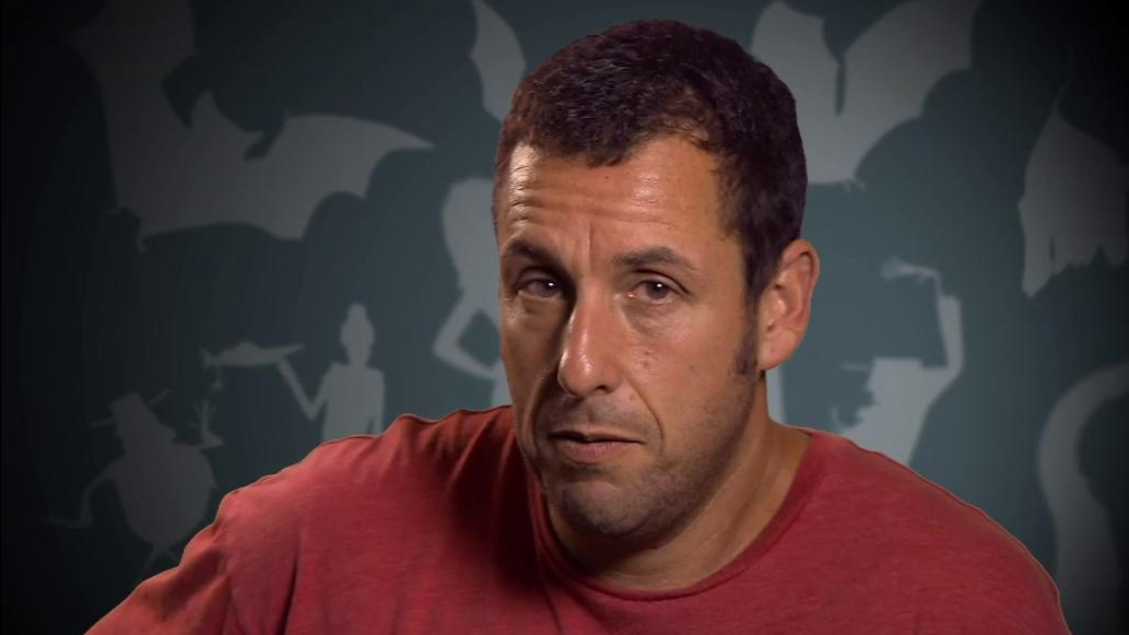 Hotel Transylvania: Adam Sandler On The Story