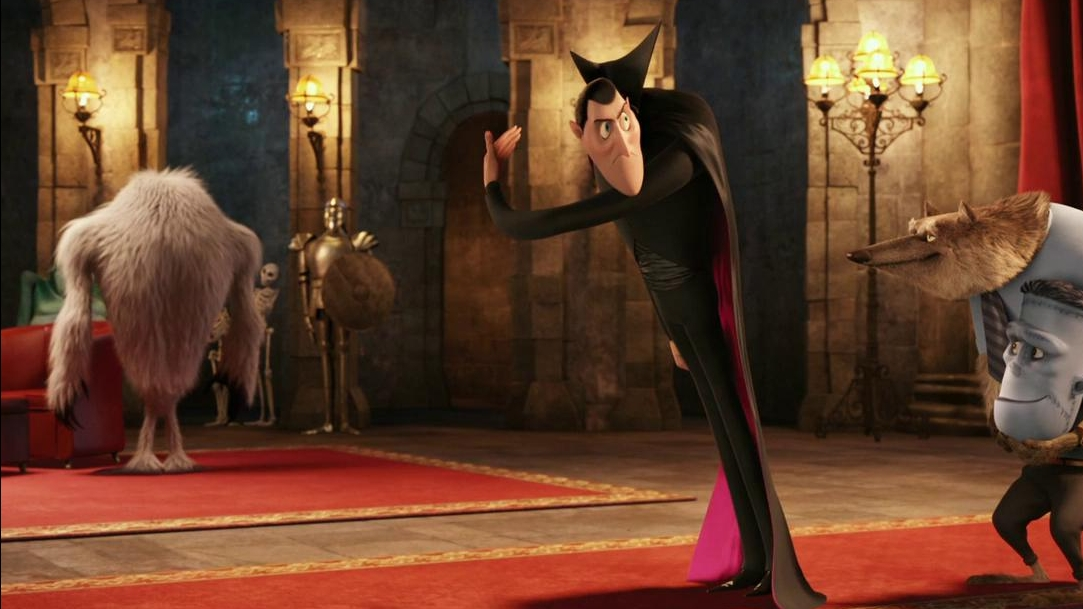 Hotel Transylvania: Hold This Bacon