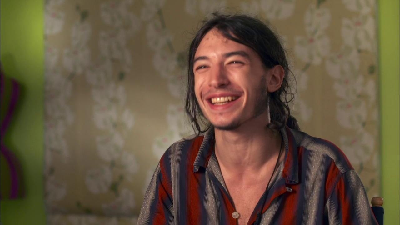 The Perks Of Being A Wallflower: Ezra Miller On The Story
