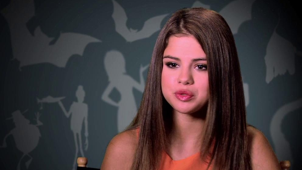 Hotel Transylvania: Selena Gomez On The Story