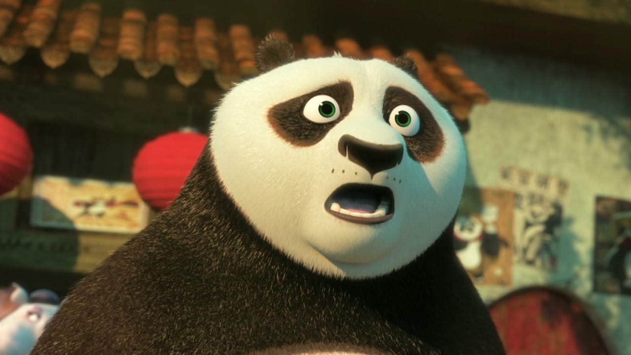Kung Fu Panda 3 (Trailer 1)