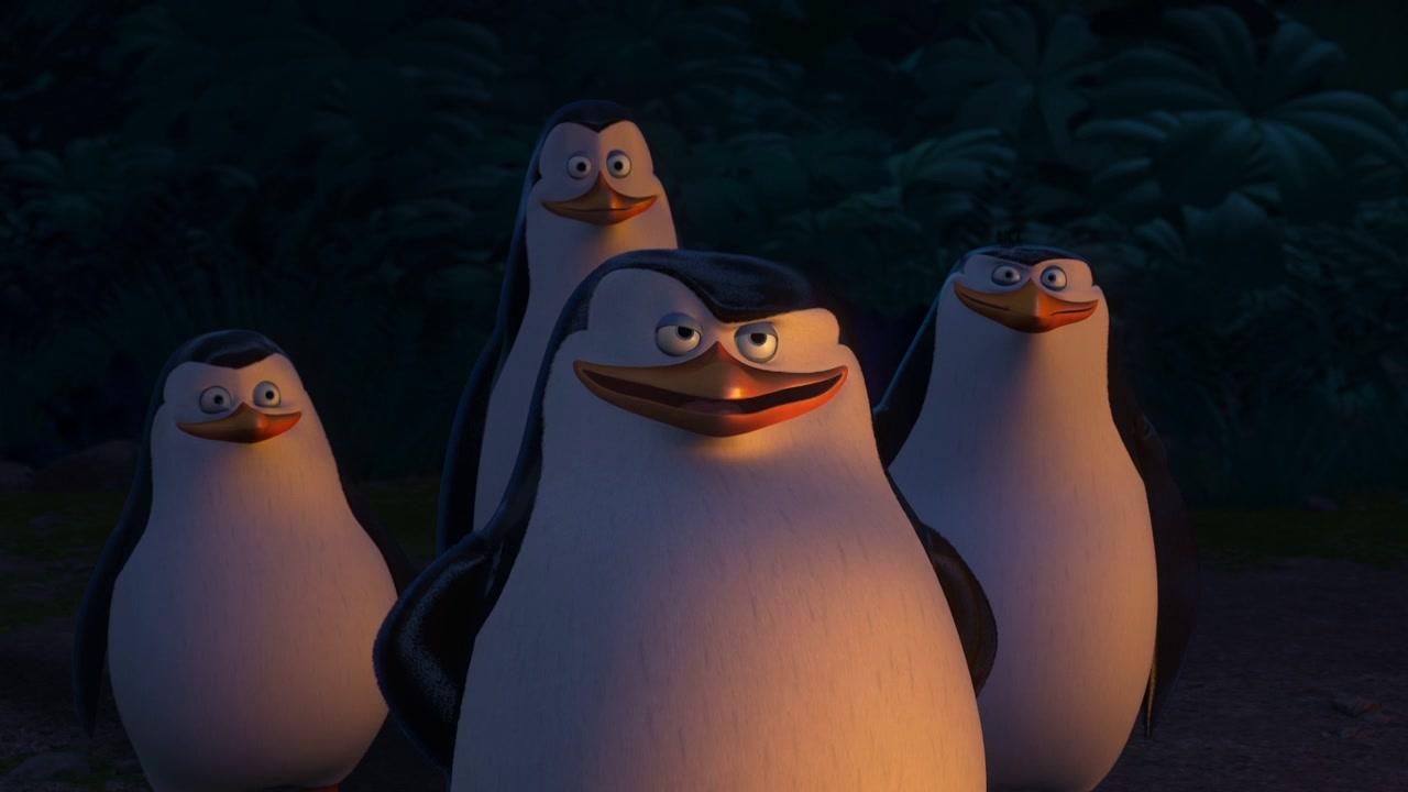 Penguins Of Madagascar (Trailer 1)