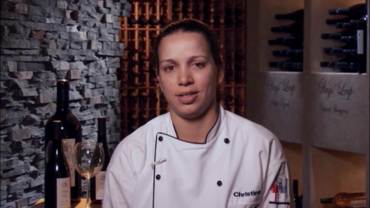 Hell's Kitchen: Christina Is Motivated