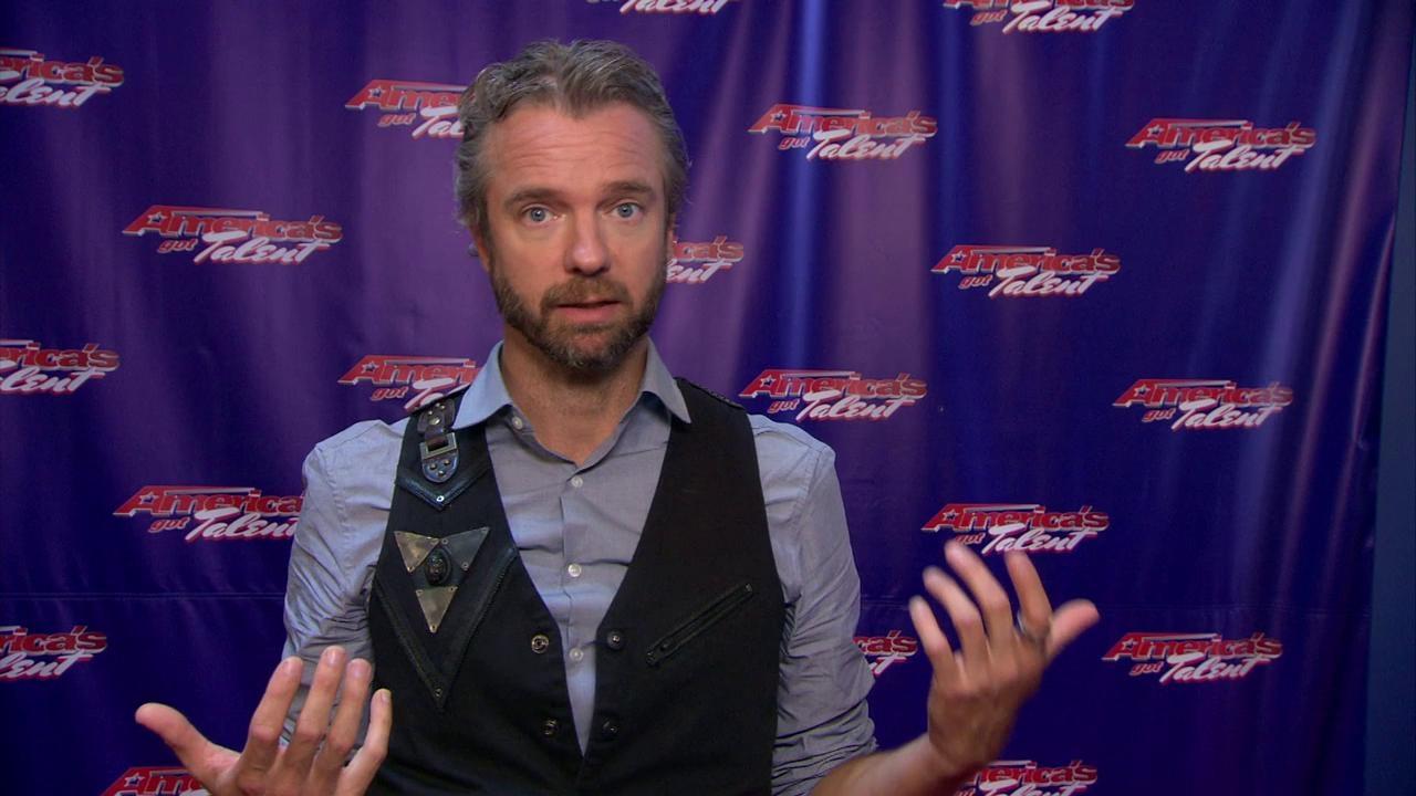 America's Got Talent: William Close