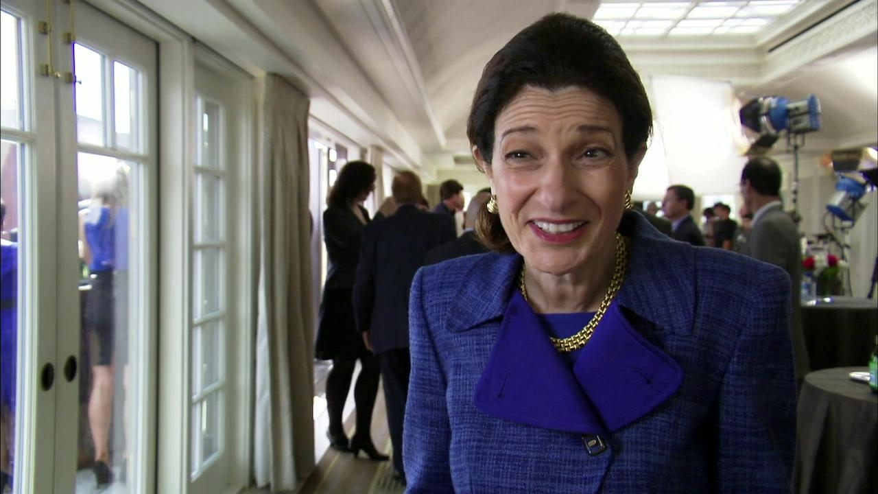 Parks And Recreation: Interview Excerpts Olympia Snowe-Us Senator