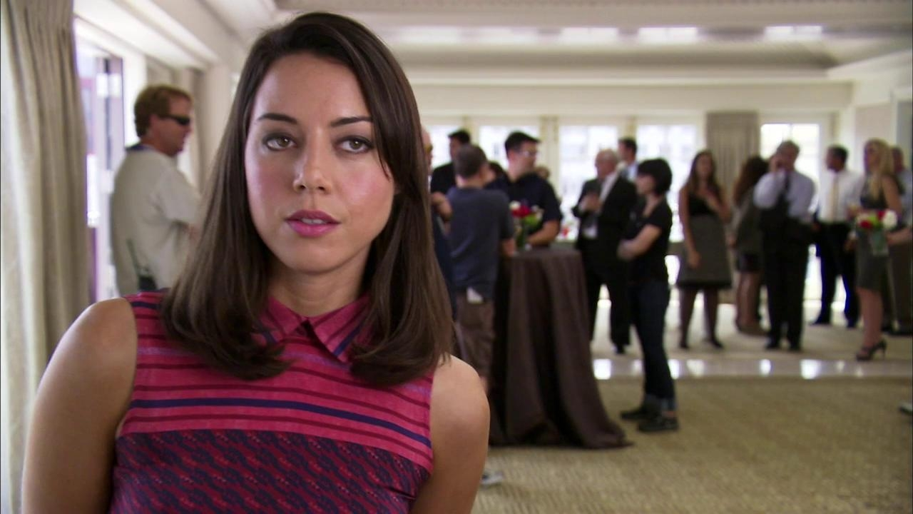 Parks And Recreation: Interview Excerpts Aubrey Plaza-April Ludgate