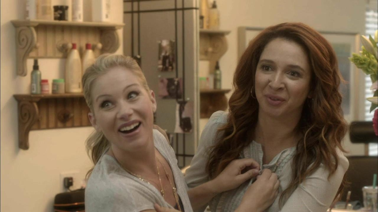 Up All Night: Reagan And Ava Get Into A Fight