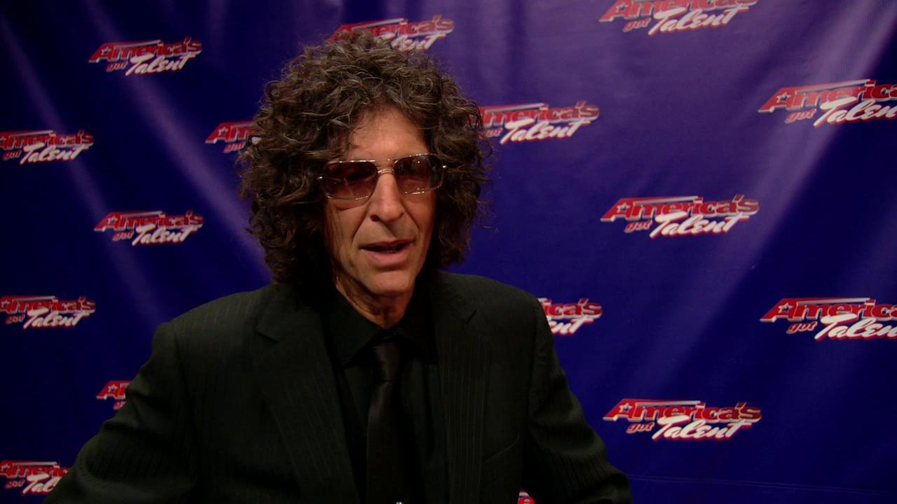 America's Got Talent: Howard Stern