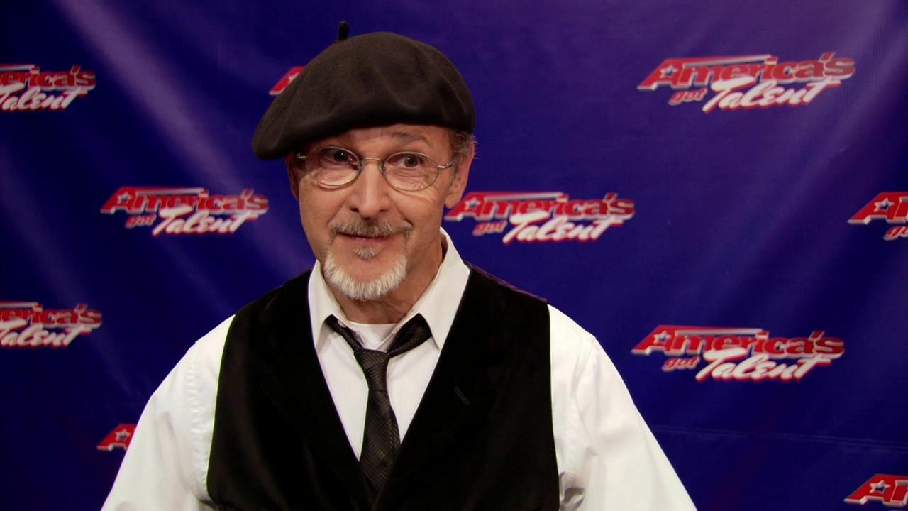 America's Got Talent: Joe Castillo