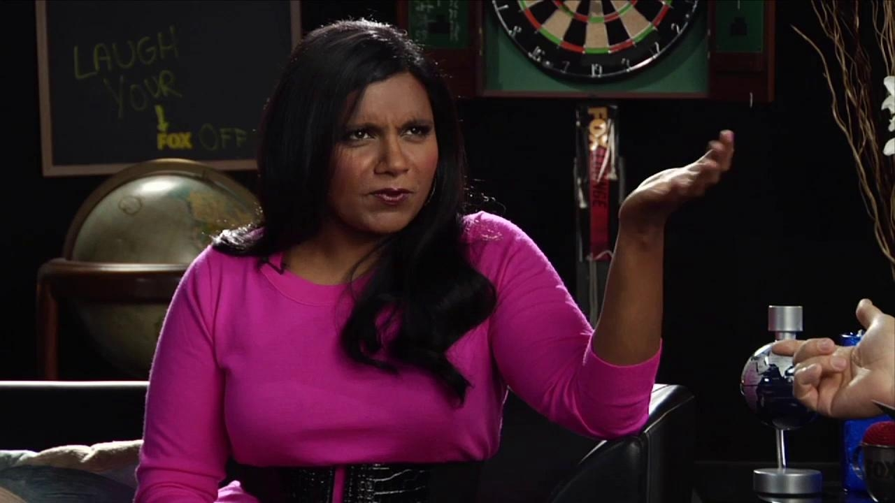 The Mindy Project: Mindy And Ike Just Broke The Internet