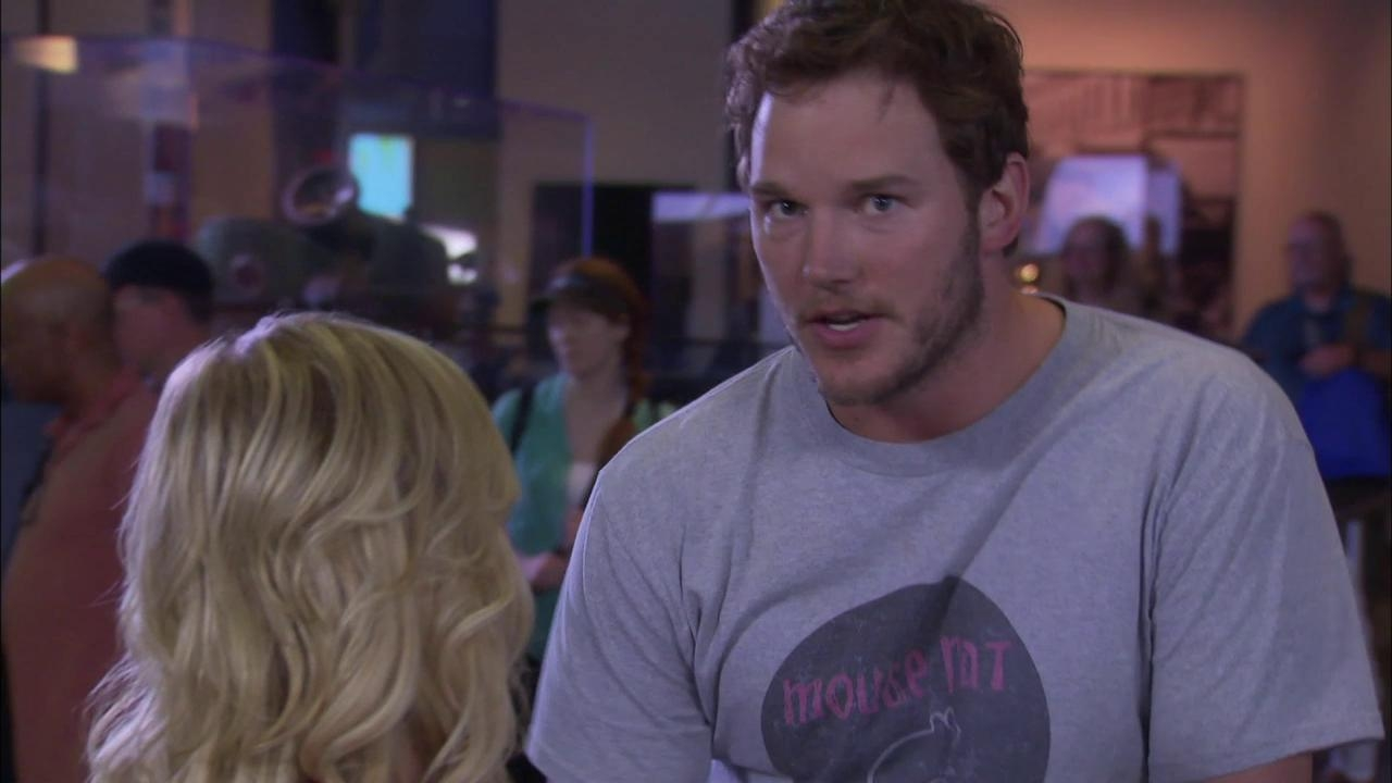 Parks And Recreation: Leslie And Andy Run Into Ben And April