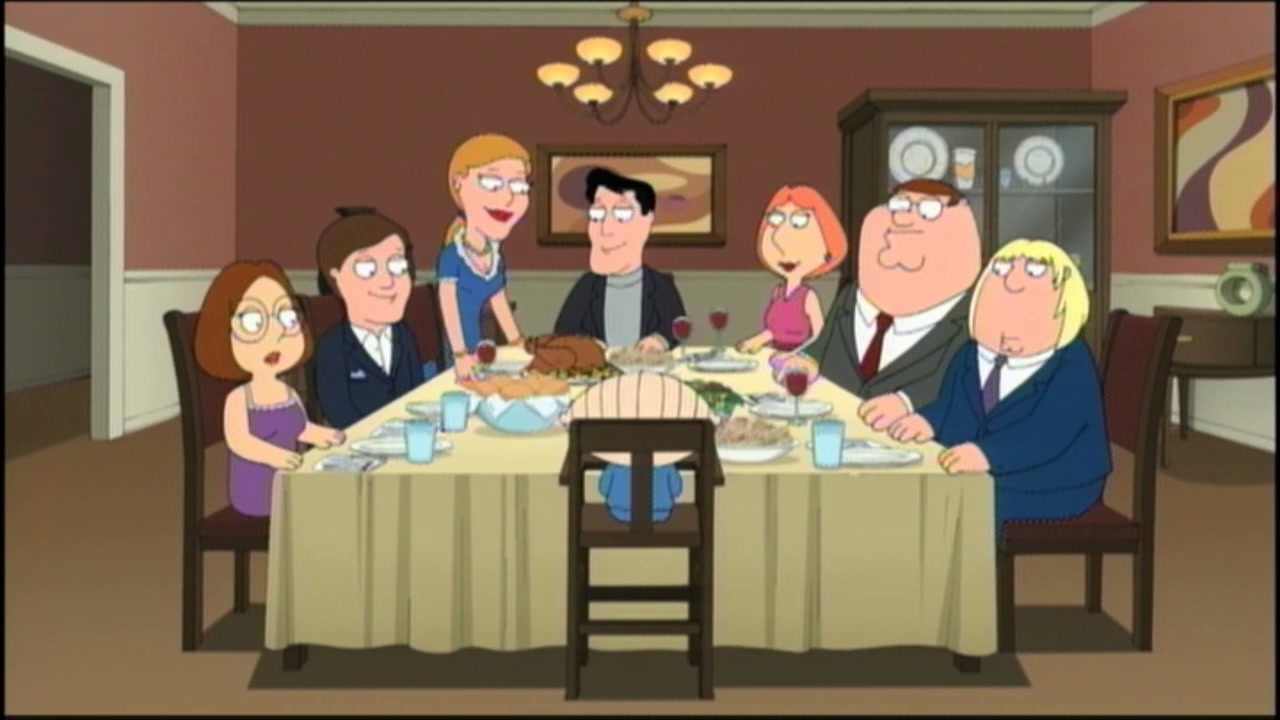 Family Guy: Into Fat Air