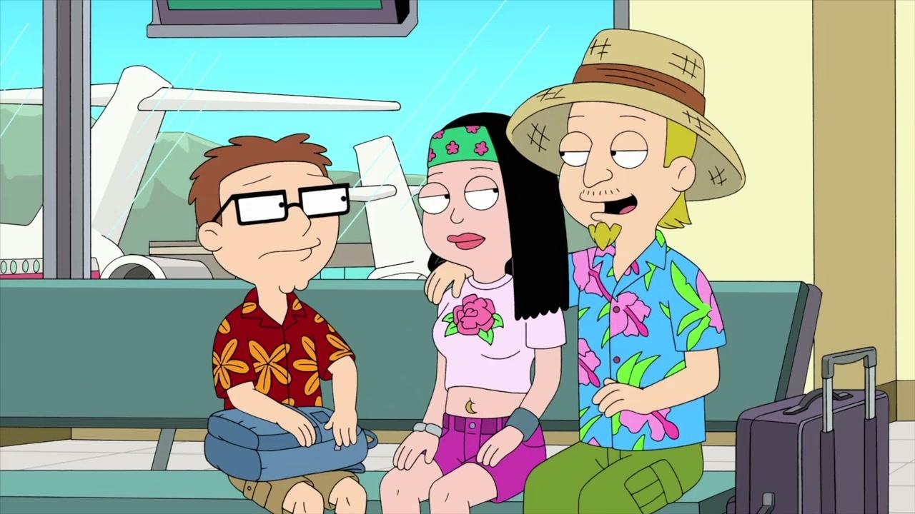 American Dad!: Killer Vacation