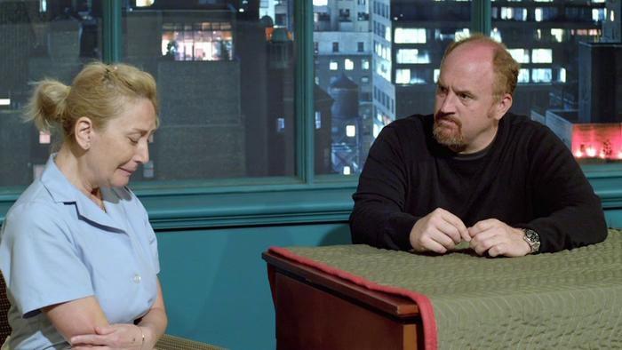 Louie: Late Show: Part 3