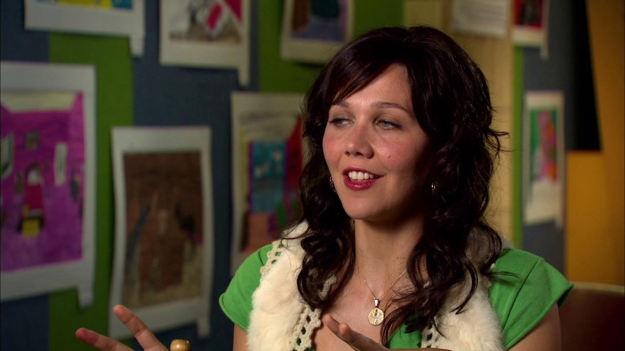 Won't Back Down: Maggie Gyllenhaal On Jamie And Nona