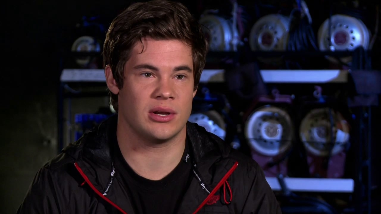 Pitch Perfect: Adam Devine On His Character