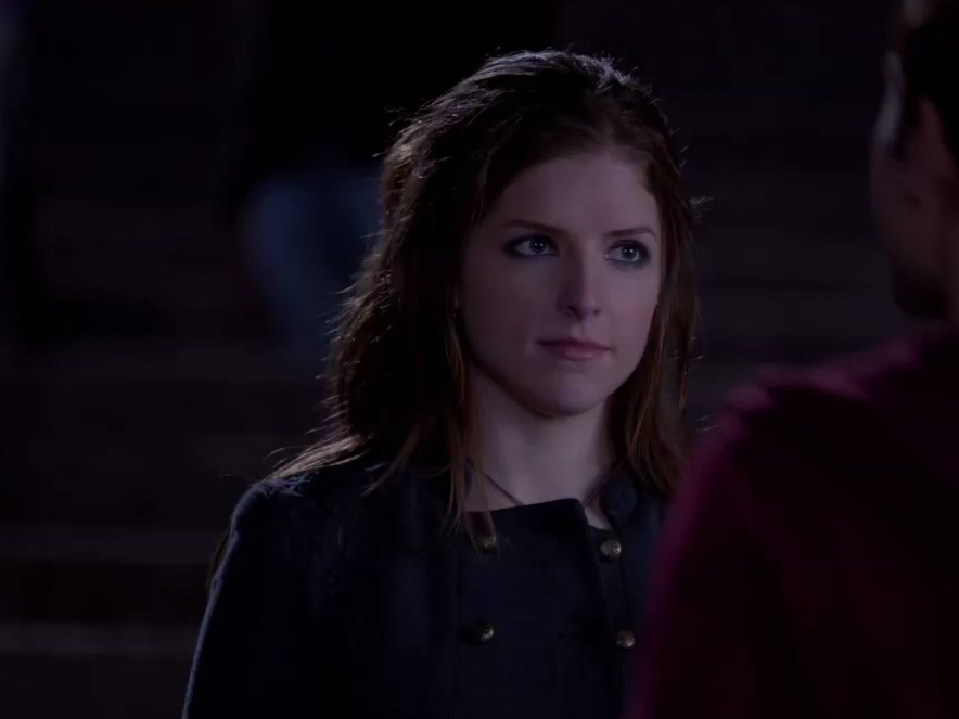 Pitch Perfect: Jesse Flirts With Beca At The Party