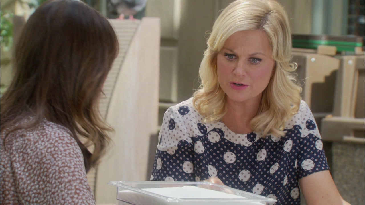 Parks And Recreation: Leslie Wants To Pass A Soda Tax