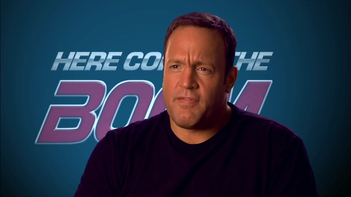 Here Comes The Boom: Kevin James On His Character's Story