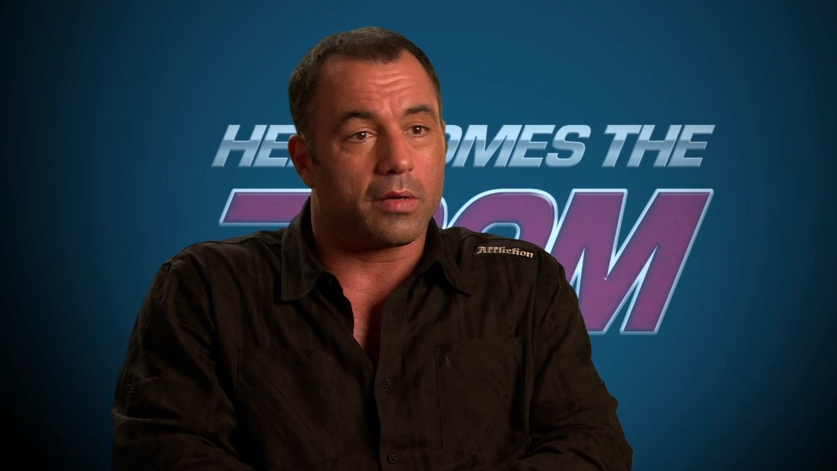 Here Comes The Boom: Joe Rogan On His Relationship With Kevin James