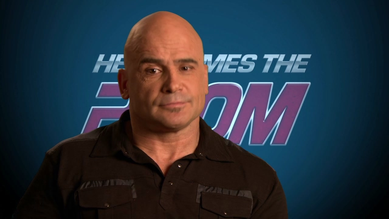 Here Comes The Boom: Bas Rutten On His Character