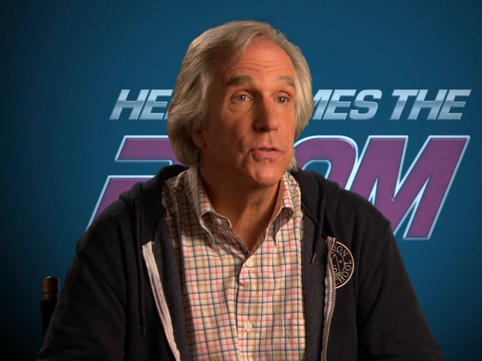 Here Comes The Boom: Henry Winkler On His Character's Name