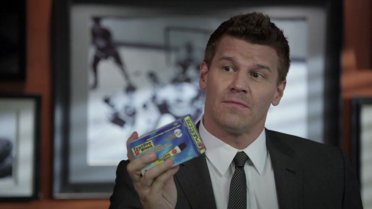 Bones: Booth Wants A Promotion