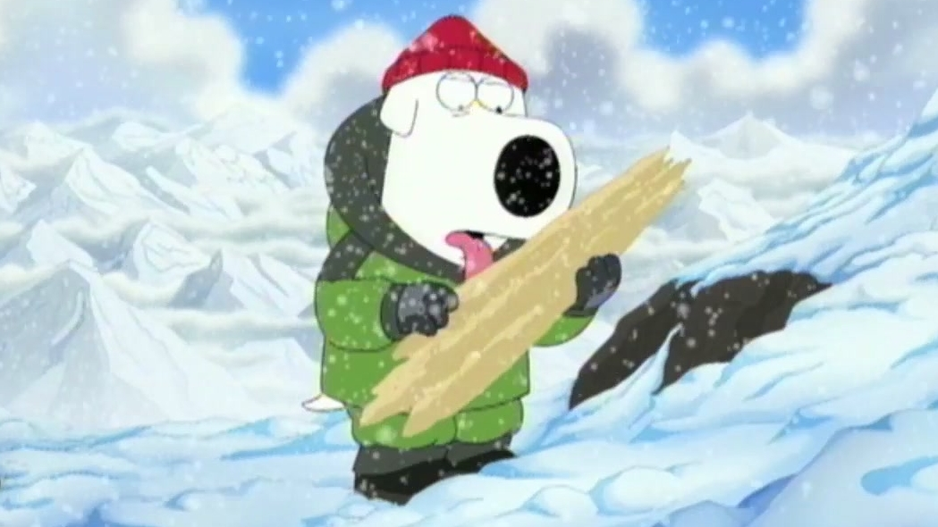 Family Guy: The Griffins Are Having Troubles
