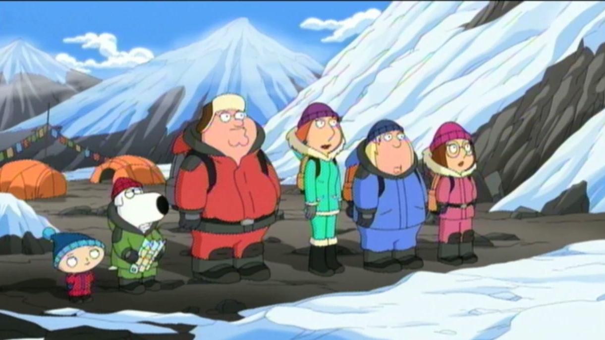 Family Guy: Mount Everst