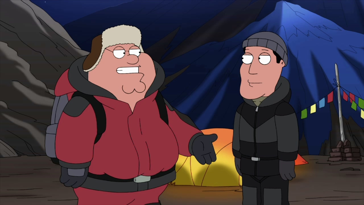 Family Guy: Challenge Of A Lifetime