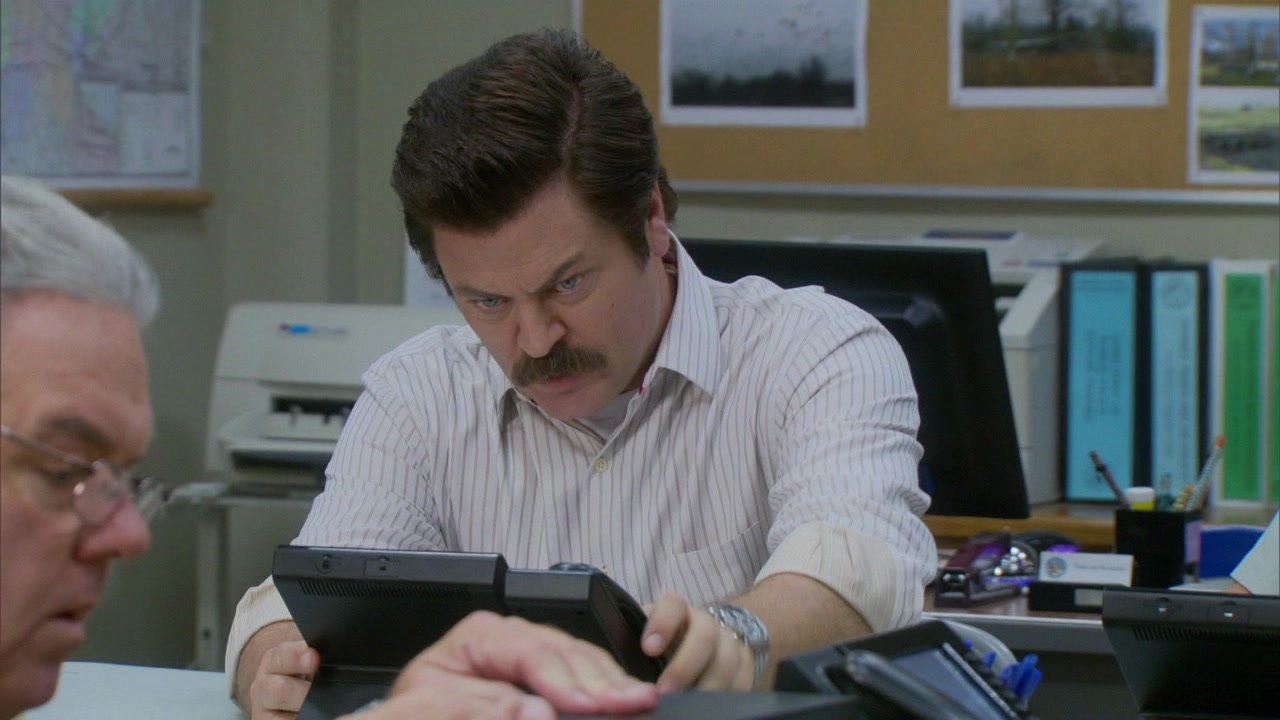 Parks And Recreation: How A Bill Becomes A Law
