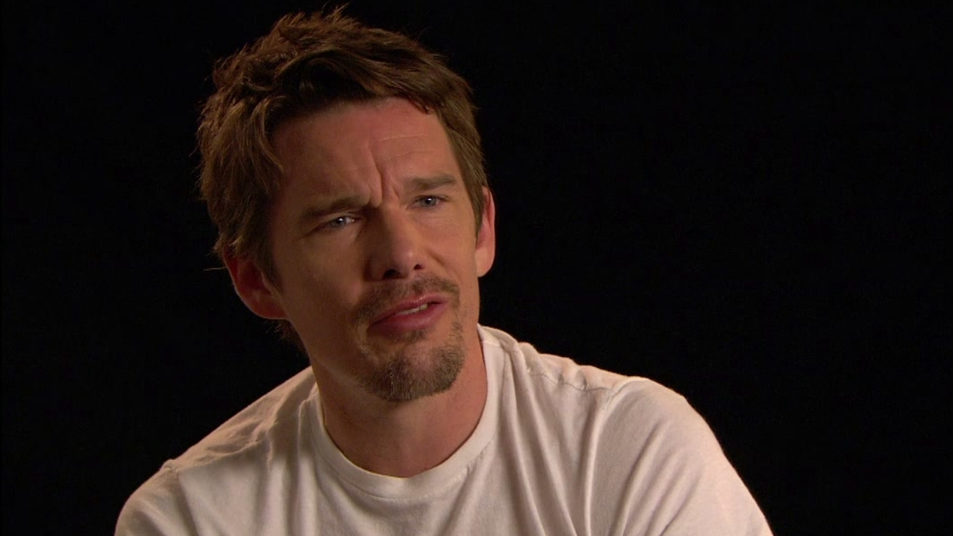 Sinister: Ethan Hawke On His Character