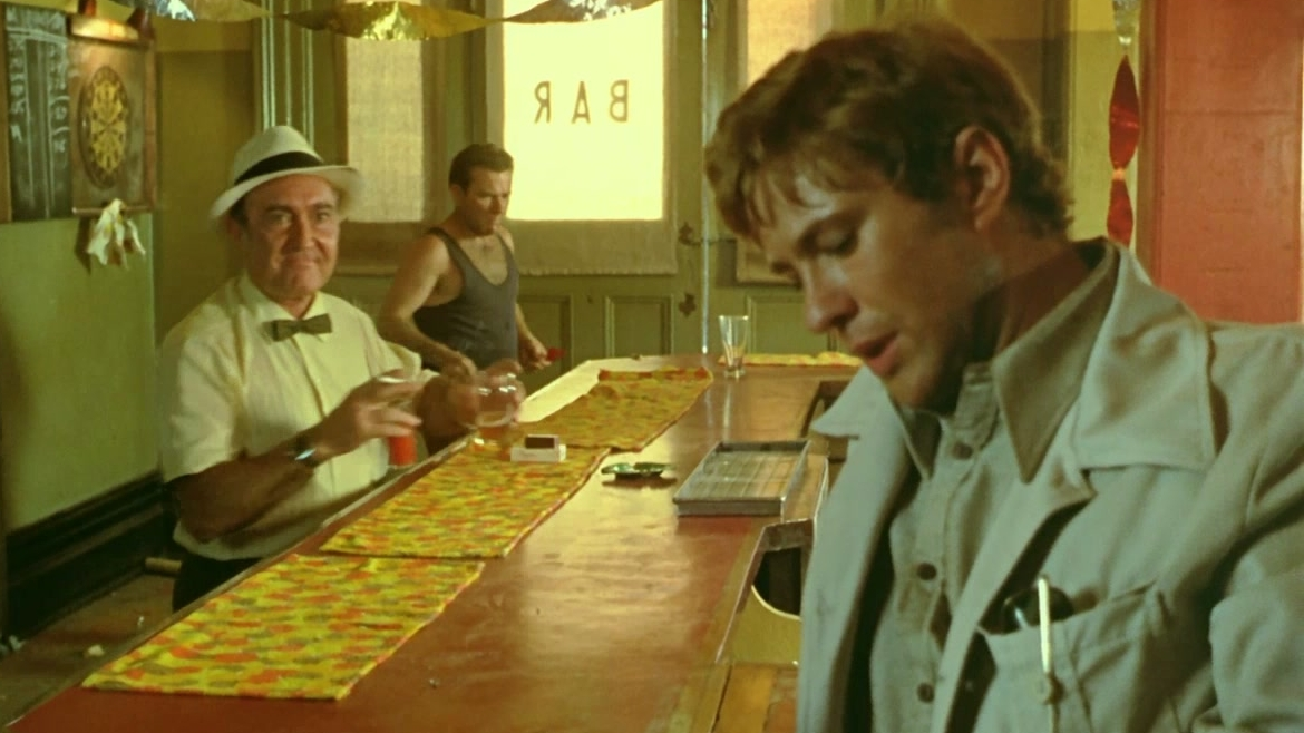 Wake In Fright: Clip 6