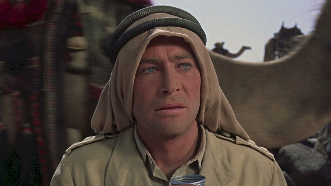Lawrence Of Arabia: 50th Anniversay Restored Edition (UK)