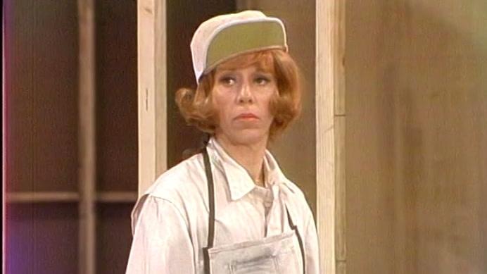 The Carol Burnett Show: Episode 7.22